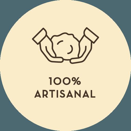 100% artisanal