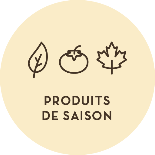 produits de saison