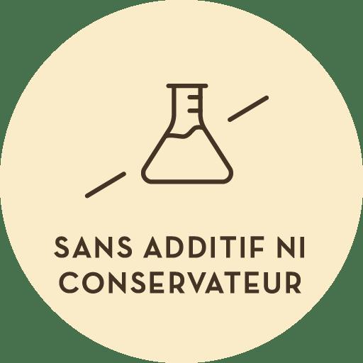 sans conservateurs